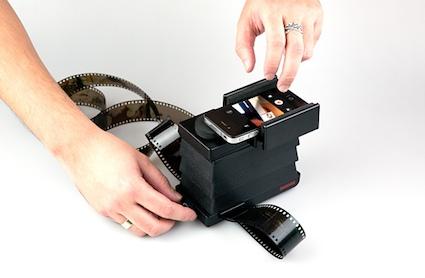 0 lomography smartphone scanner