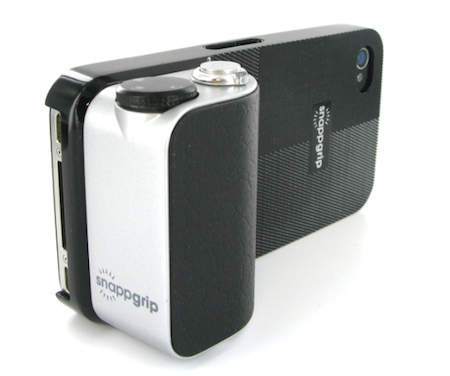 02 Snappgrip iPhone