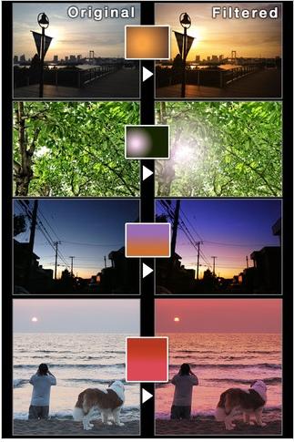 02 gradgam gradient iPhone