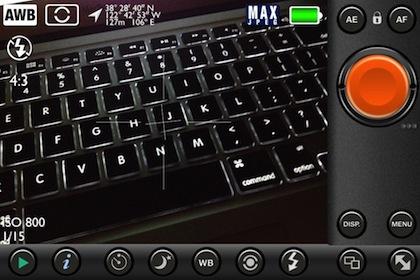 01 3 shot braket on iPhone