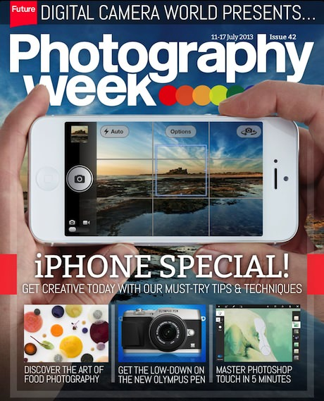 01 iPhone Photography Week