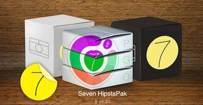 iOS7 Flat Pak