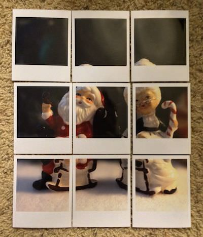 03 Polaroid collage