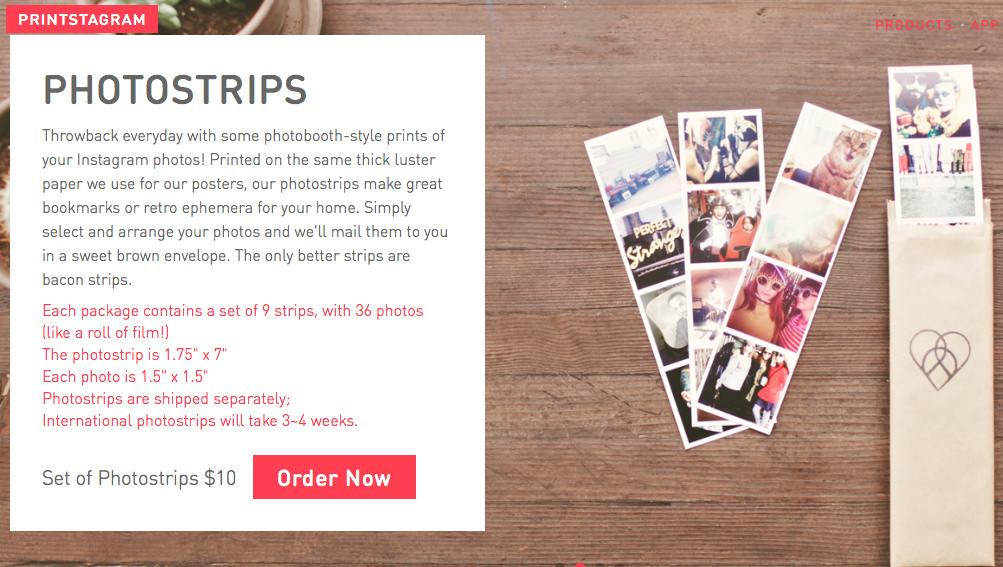 printstagram photobooth prints 1